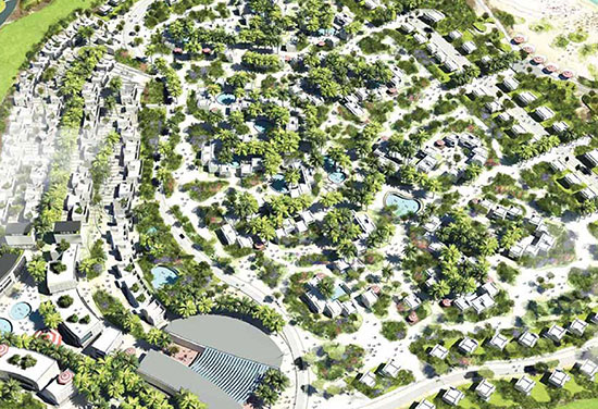 Fouka Bay Tourist Retreat Masterplan