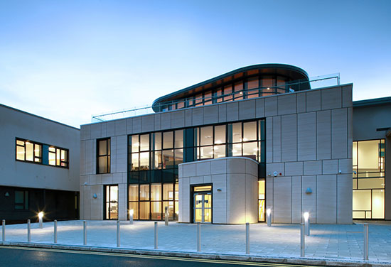 Foyle College Campus
