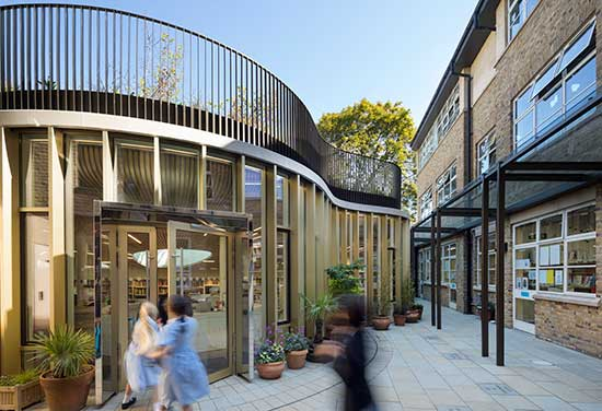 Education projects make RIBA regional shortlists