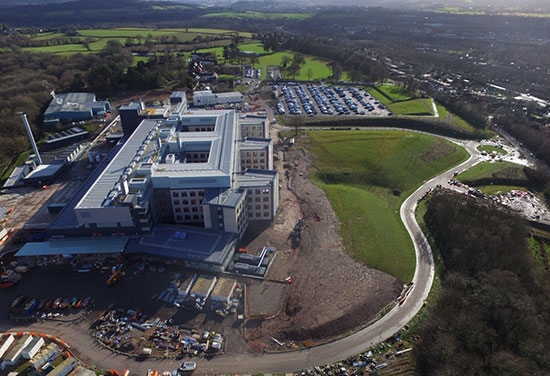 Grange University Hospital to open early
