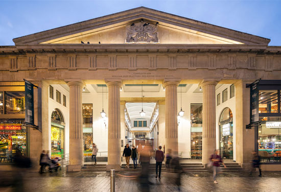 Guildhall Shopping Centre, Exeter wins REVO Award