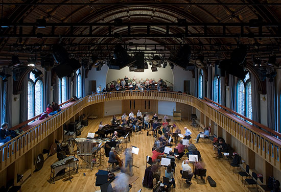 Howard Assembly Room