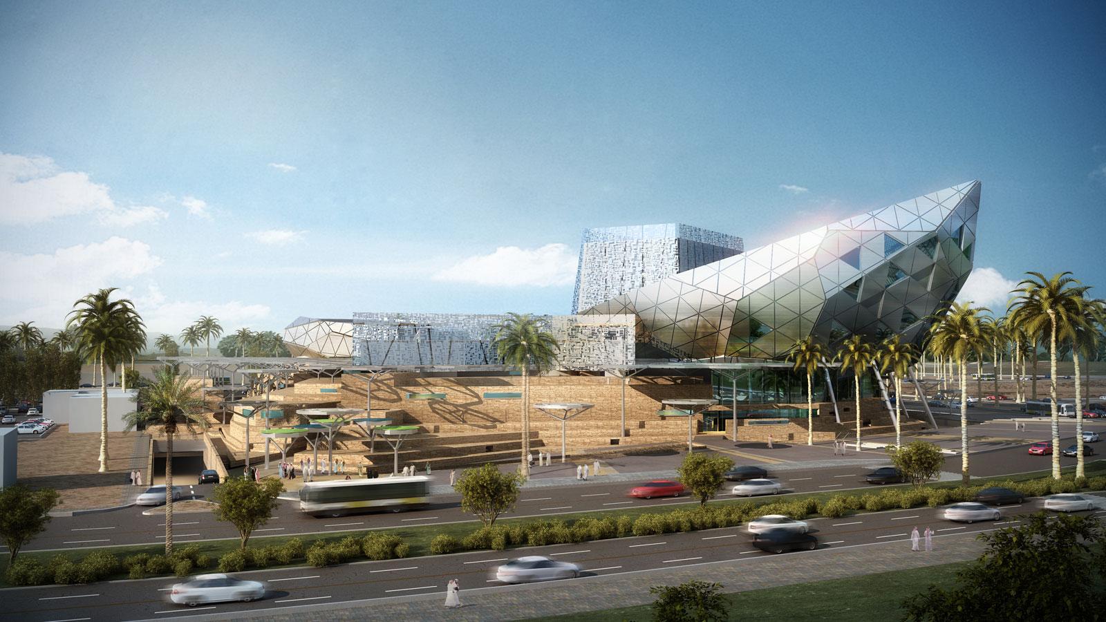 Cultural Centre, Sabah Al Ahmad - BDP com