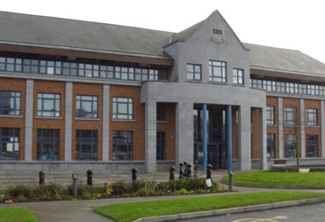 Louth County Council Offices
