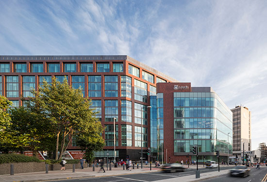 Refurbishment of Leeds Offices completes
