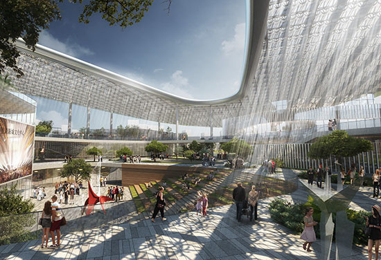BDP Wins Nanhai Cultural Centre Competition
