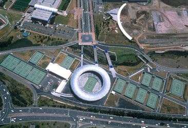 New South Wales (Olympic) Tennis Centre