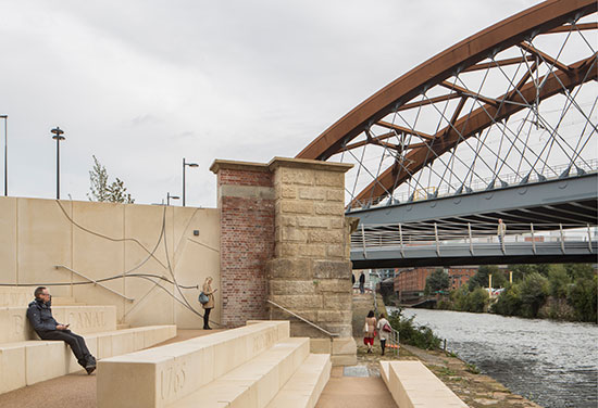 Ordsall Chord wins AJ Architecture Award