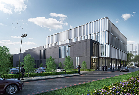 Pebble Mill Life Sciences Building goes in for planning