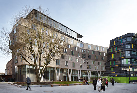Queen Mary University Graduate Centre