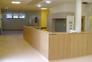 Roscommon County Hospital A&E Department