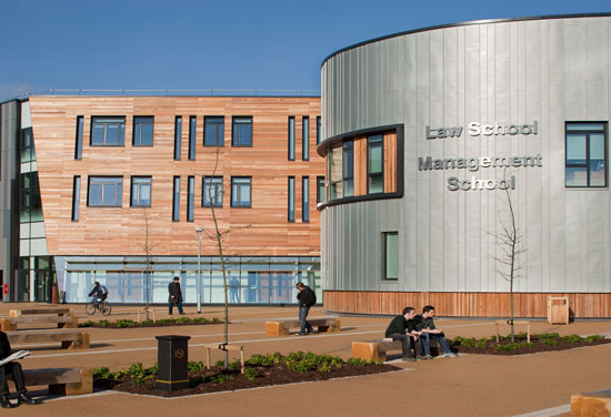 Schools of Law and Management, University of York
