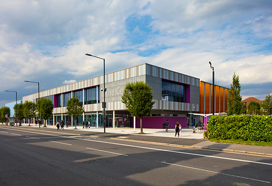 Slough Leisure Centre
