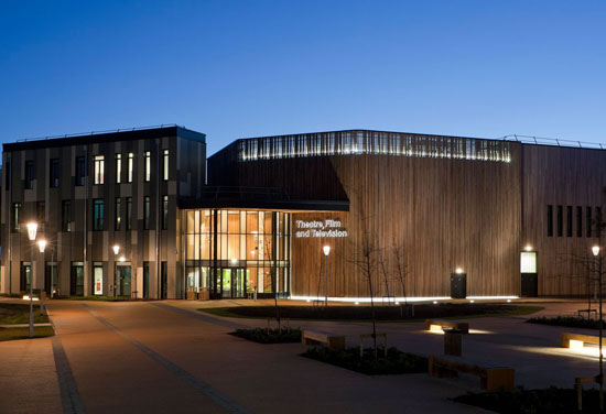 Department of Theatre, Film and Television, University of York