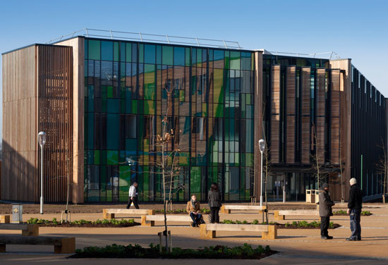 The Catalyst, University of York
