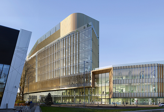 Planning Granted For Manchester Biomedical Scheme