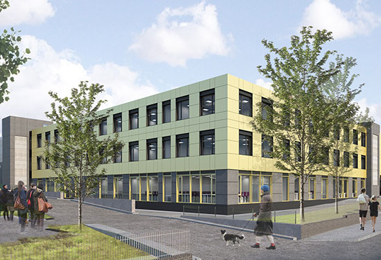 New secondary school receives planning permission