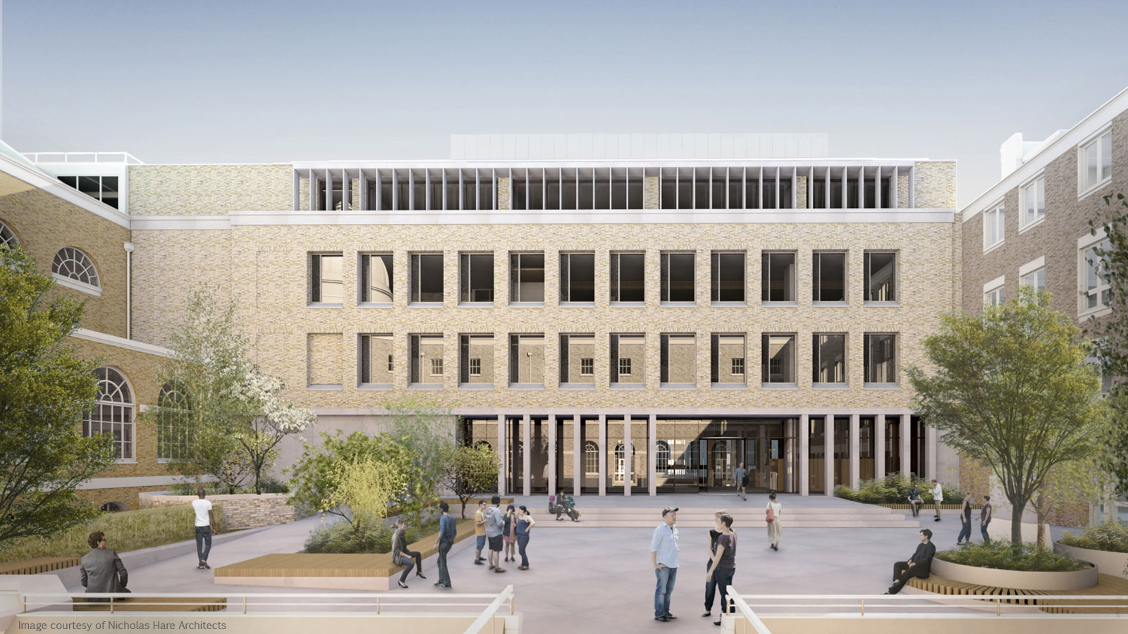 UCL New Student Centre