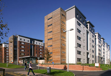 University of the West of England, Student Village