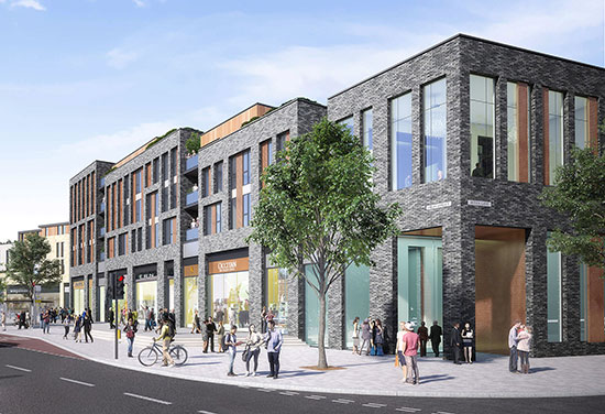 Planning granted for Whitehill & Bordon Town Centre