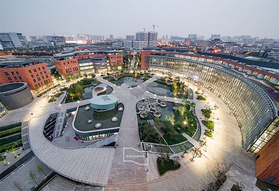 BDP completes Chinese university campus