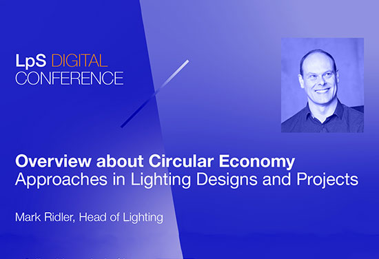 Circular Economy Approaches in Lighting Designs