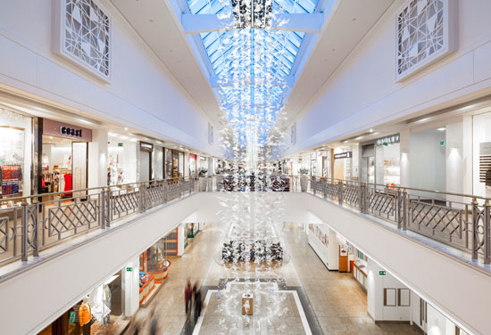 Meadowhall features in Lighting Journal